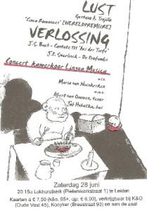Affiche Gert-Jan van Rijn